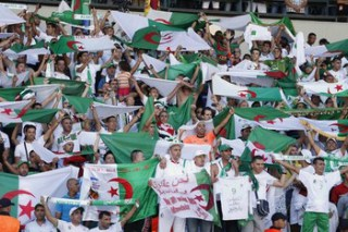 Algerian FA says there will be 1,000 supports travelling to Ouagadougou for the match.