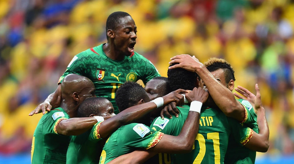 Cameroon v Brazil: Group A - 2014 FIFA World Cup Brazil
