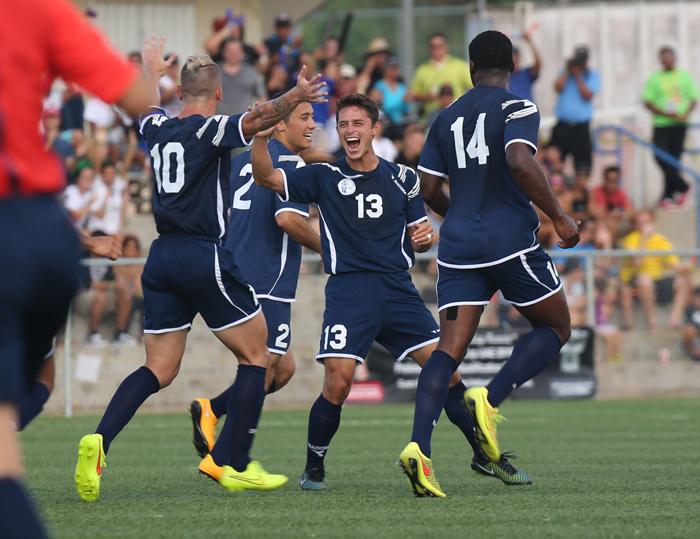 Guam celebrates