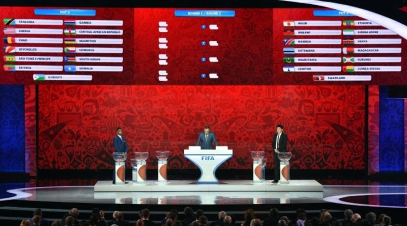 FIFA's World Cup CAF Draw Stinks of Foul Play